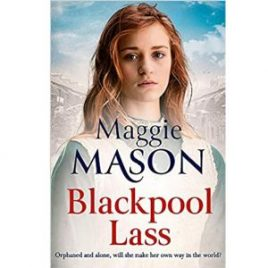Cover image for Maggie Mason's Blackpool Lass