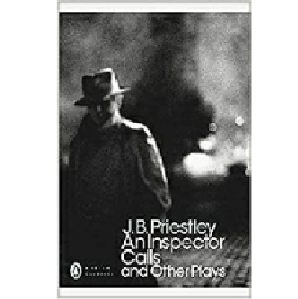 Cover image for J B Priestley's An Inspector Calls