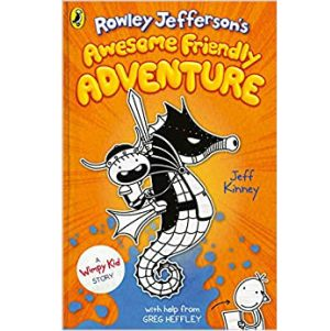 Cover Image for Rowley Jefferson's Awesome Friendly Adventure