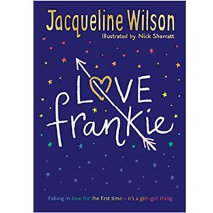 Cover image for Love Frankie by Jacqueline Wilson