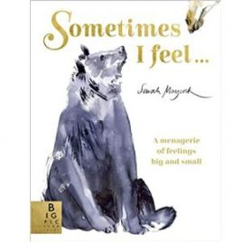 Cover Image for Sometimes I Feel by Sarah Maycock