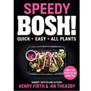 Cover image for Speedy Bosh! by Henry Firth and Ian Theasby