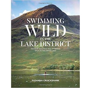 Cover image for Swimming Wild in the Lake District by Suzanna Cruickshank