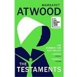 Cover image The Testaments by Margaret Atwiid