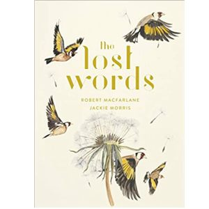 Cover image for The Lost Words by Robert MacFarlane and Jackie Morris