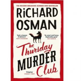 Cover image of The Thursday Murder Club by Richard Osman