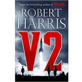 Cover image for V2 by Robert Harris