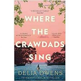 Cover image for Where the Crawdads Sing by Delia Owens
