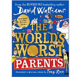 Cover image for The World's Worst Parents by David Walliams