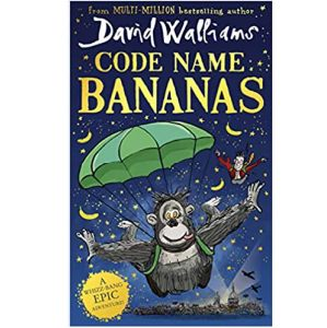 Cover image for Code Name Bananas by David Walliams