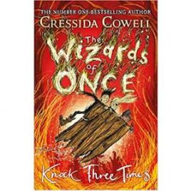 The Wizard's of Once – Knock Three Times (Bookplate)