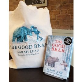 The Good Bear signed book + Complimentary Bag
