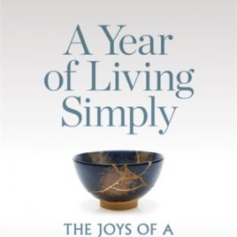 A Year of Simply Living (Signed)