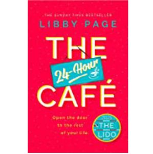 Cover image: 'The 24-hour Cafe'