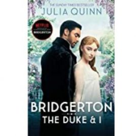 Cover image for Bridgerton: The Duke and I