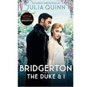 Cover image for Bridgerton: The Duke and I