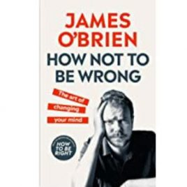 Cover image 'How Not to Be Wrong'