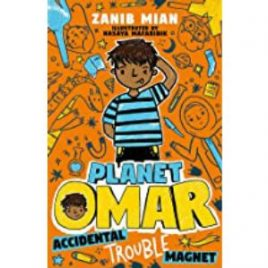 Cover Image for Planet Omar: Accidental Trouble Magnet