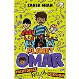 Cover image for Planet Omar: Incredible Rescue Mission
