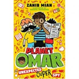 Cover image Planet Omar: Unexpected Super Spy