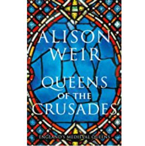 Cover image of 'Queens of the Crusades'