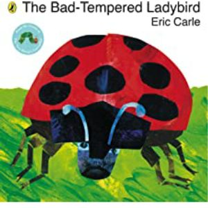 Cover Image: The Bad-Tempered Ladybird
