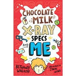 Cover image for Chocolate Mix, X-Ray Specs and Me