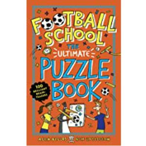 Cover Image Football School The Ultimate Puzzle Book