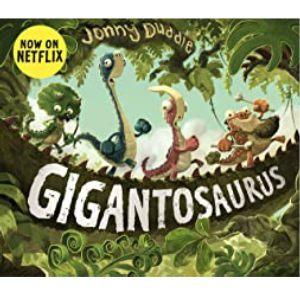 Cover image Gigantosaurus