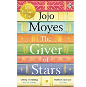 Cover image 'The Giver of Stars'