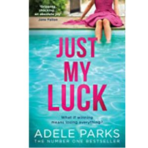 Cover image for 'Just my Luck'