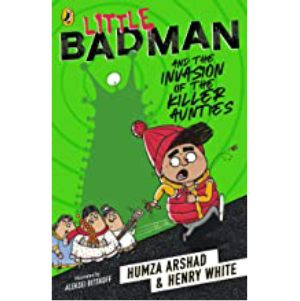 Cover Image Little Badman and the Invasion of the Killer Aunties