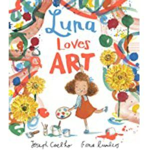 Cover image: Luna Loves Art