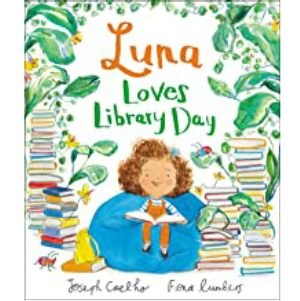 Cover image: Luna Loves Library Day