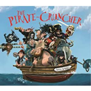 Cover Image The Pirate-Cruncher