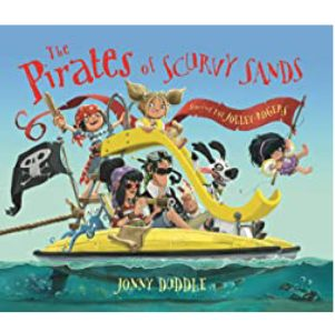 Cover image of The Pirates of Scurvy Sands