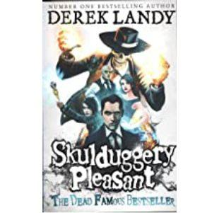 Cover image: Skulduggery Pleasant