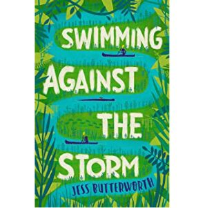 Cover image for 'Swimming Against the Storm'