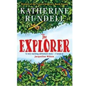 Cover image for 'The Explorer'