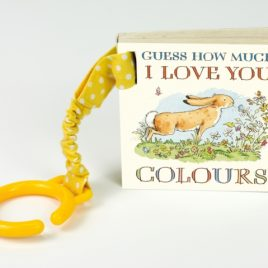 Guess How Much I Love You: Colours