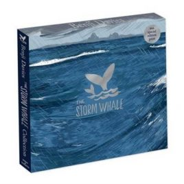 The Storm Whale Slipcase : The Storm Whale in Winter