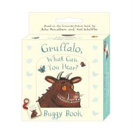 Gruffalo, What Can You Hear? : Buggy Book