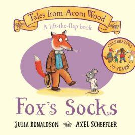 Fox's Socks : 20th Anniversary Edition