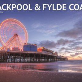 Blackpool & Fylde Coast A4 Calendar 2021
