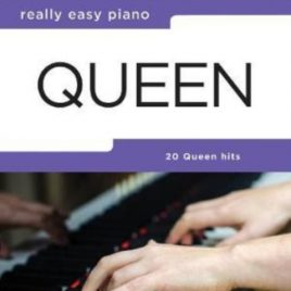 Really Easy Piano : Queen