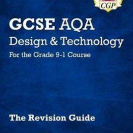 New Grade 9-1 GCSE Design & Technology AQA Revision Guide