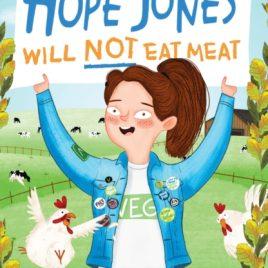 Hope Jones Will Not Eat Meat