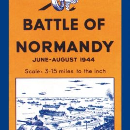 BATTLE OF NORMANDY MAP 102