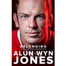 Belonging: The Autobiography by Alun Wyn Jones