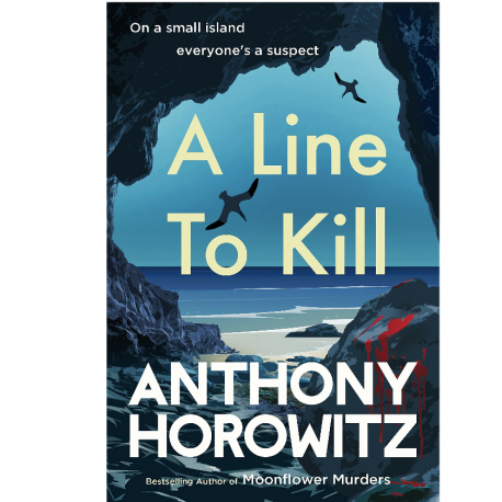 Cover Image for A Line to Kill by Anthony Horowitz